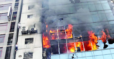 Government is indeed liable for Banani fire disaster