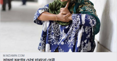 After blinding BNP activist police sue her for violence